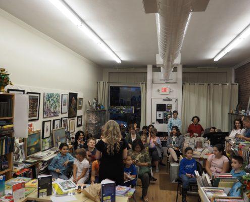 22.10.2017г. Бостон, «Books&Arts» - презентация книг.