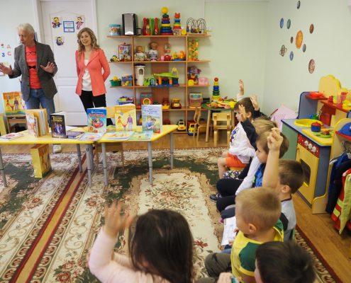11.10.2019 – Центр обучения и воспитания «Солнечный круг» в Хамовниках.