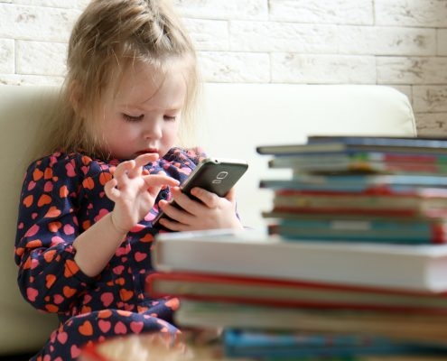 Борьба с гаджетами в пользу чтения