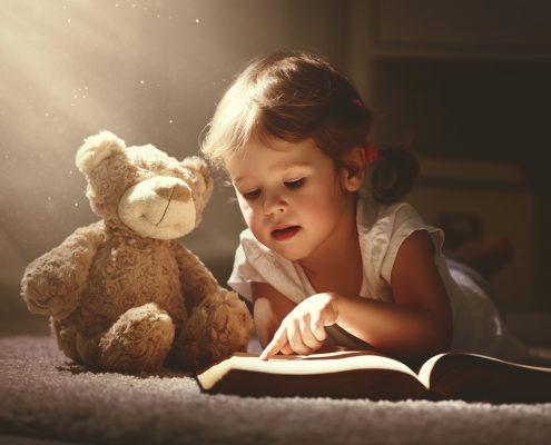 Когда и как обучать ребёнка чтению?