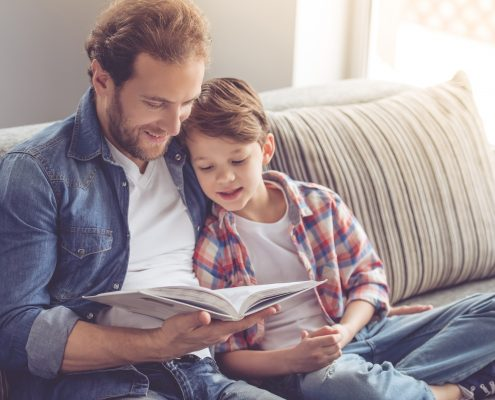 Как привить ребёнку любовь к книгам
